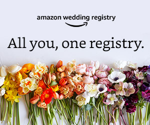 Why We Registered on Amazon Wedding (& You Should Too) | Baubles + Bubbles