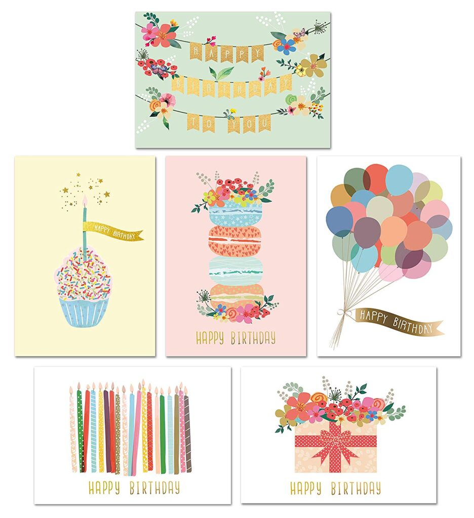 Birthday Cards | Baubles + Bubbles