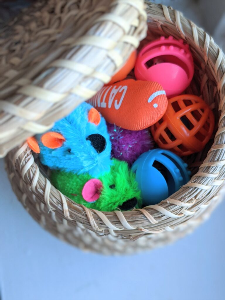 Cat Variety Pack of Toys - Kitty Essentials | Baubles & Bubbles Blog