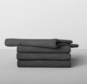 Solid Barmop Towels from Target - Sustainable Swaps | Baubles + Bubbles