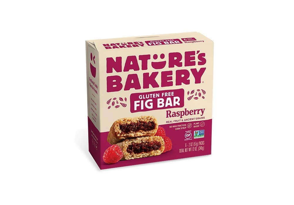 Nature's Bakery Gluten Free Fig Bars - Amazon Essentials: Gluten Free Staples | Baubles + Bubbles