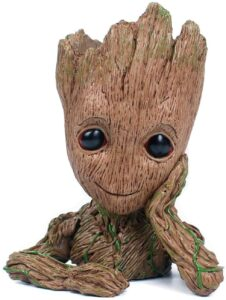 Baby Groot Planter - Amazon Essentials: Plant Products | Baubles + Bubbles