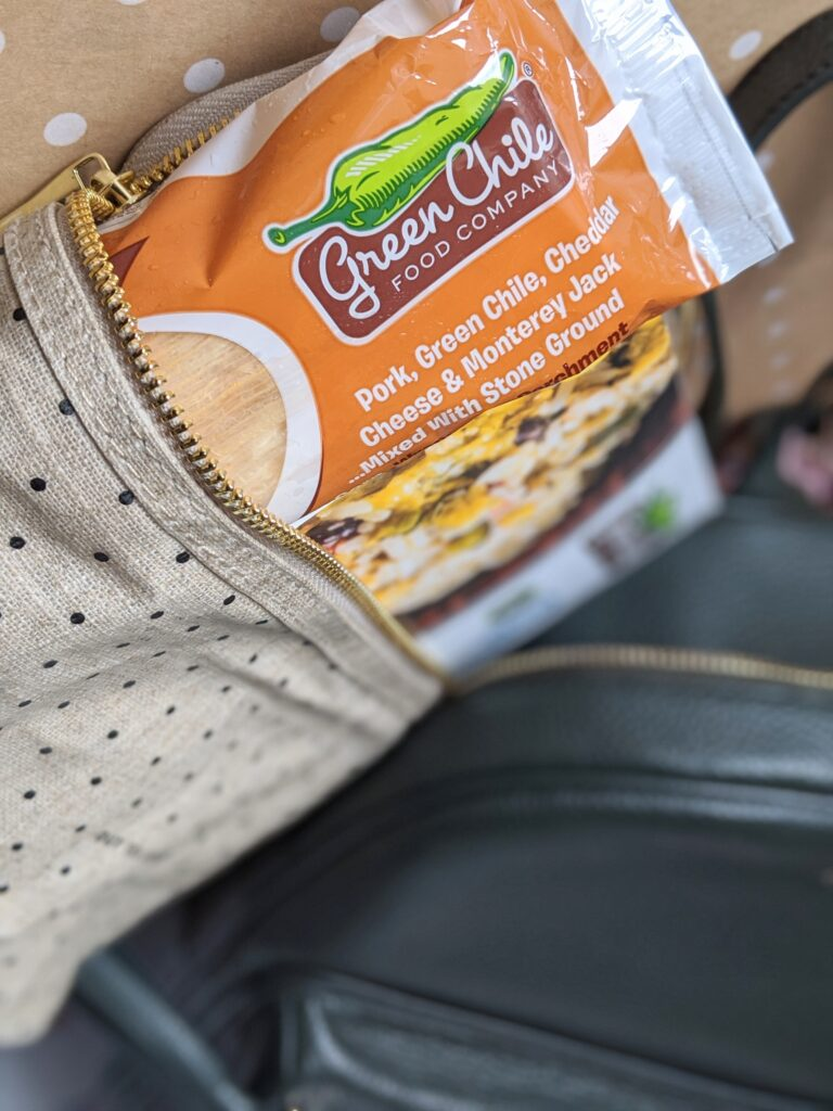Gluten Free Guide to Food On the Go - Green Chile Foods Review | Baubles + Bubbles
