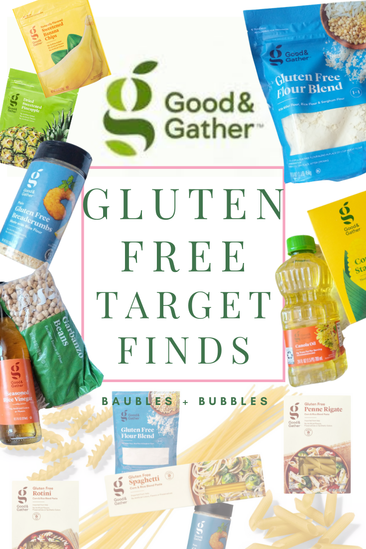 Gluten Free Good & Gather Target Finds